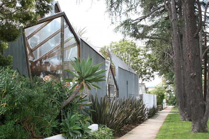 Дом Фрэнка Гери в Санта-Монике