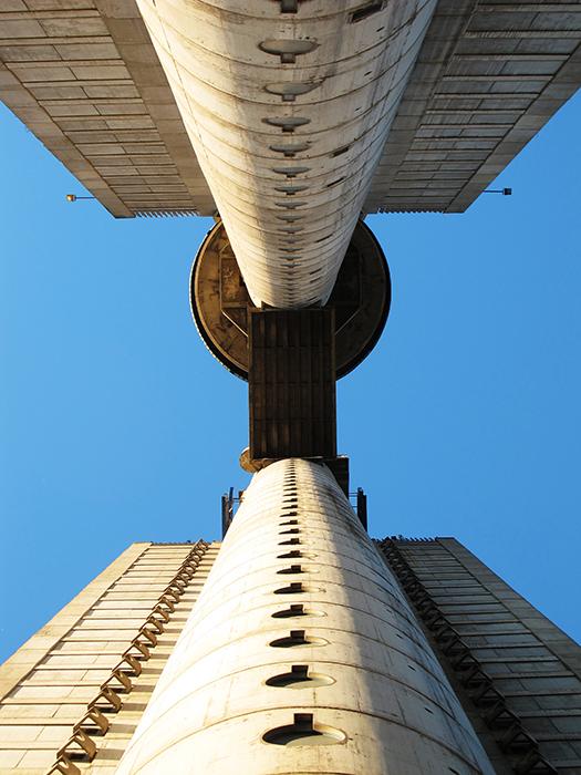 Башня Генекс в Белграде