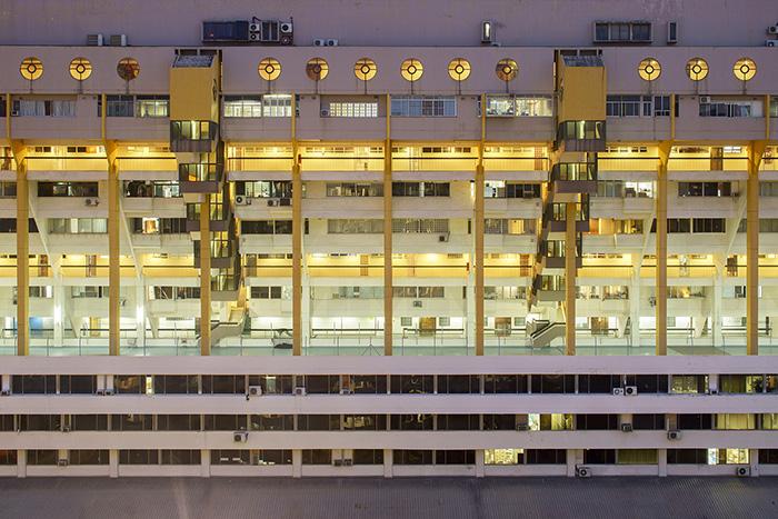 Многофункциональный комплекс «Золотая миля»: фрагмент фасада