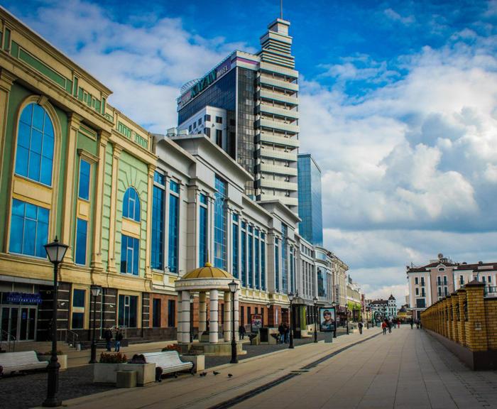 Гостиница «Гранд Отель Казань»