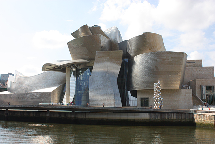 Музей Соломона Гугенхайма в Бильбао