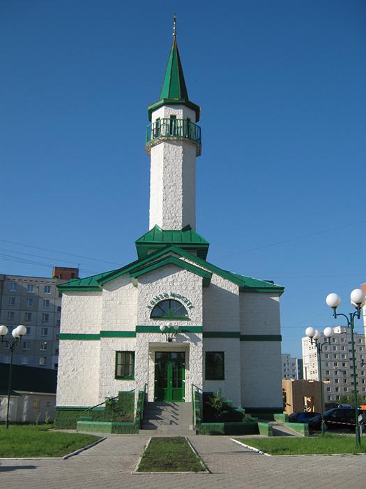 Мечеть Хамза-Хаджи