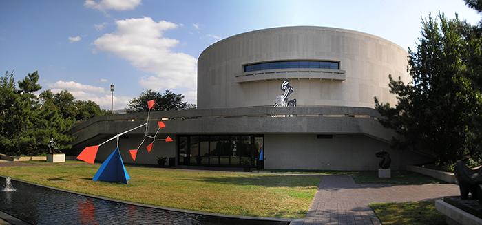 Художественный музей и сад скульптур Хиршхорна