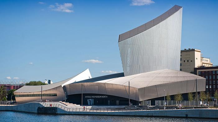 Северный имперский военный музей в Манчестере, Великобритания