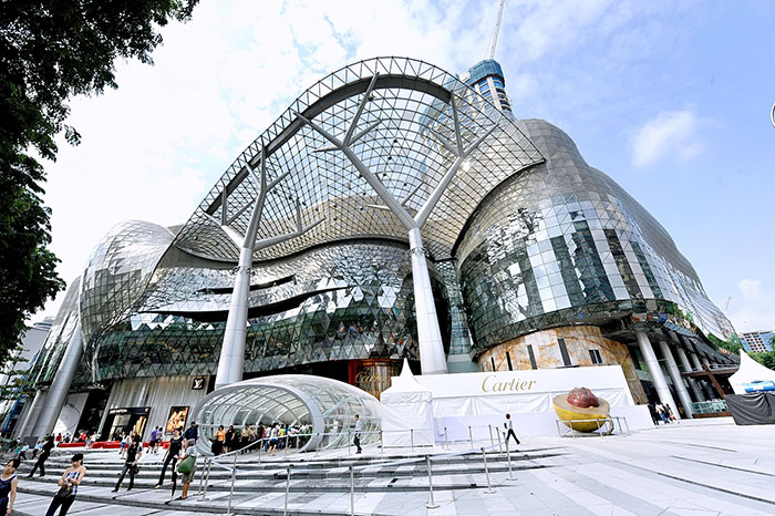 Торгово-развлекательный центр ION Orchard