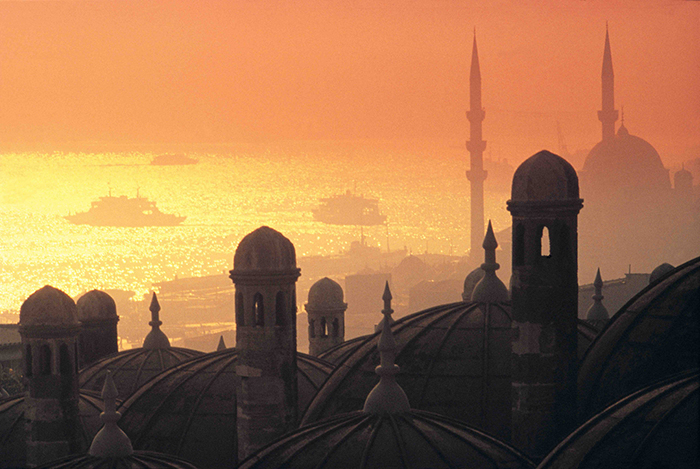 стамбульские мечети