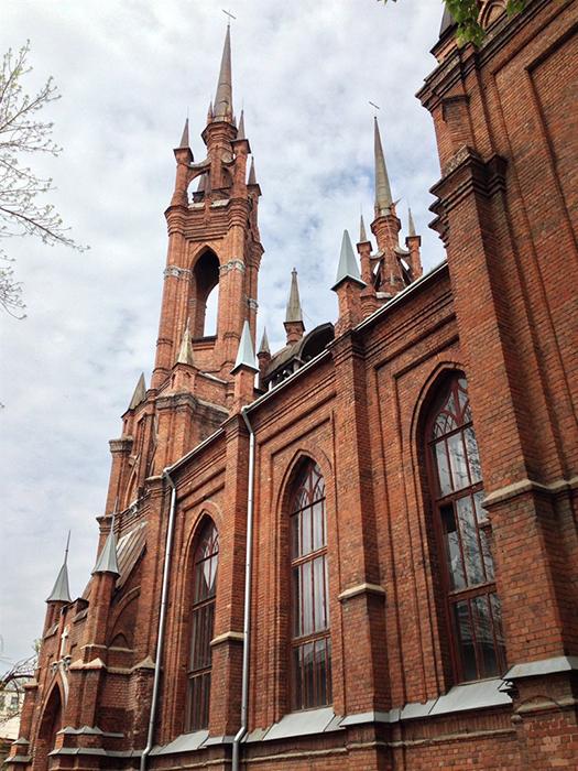 Католическая церковь Пресвятого Сердца Иисуса