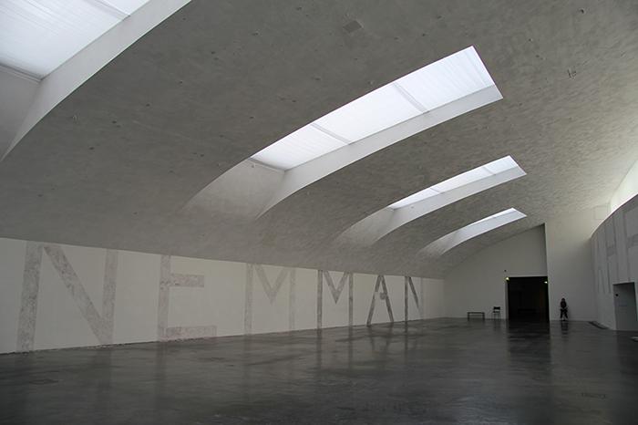 Музей современного искусства «Киасма» в Хельсинки: интерьер выставочного зала