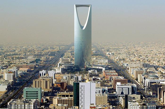 Башня Королевства в Эр-Рияде