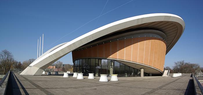 Зал конгрессов в Берлине, Германия