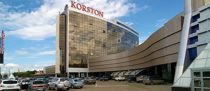 Гостиничный торгово-развлекательный комплекс «Корстон»