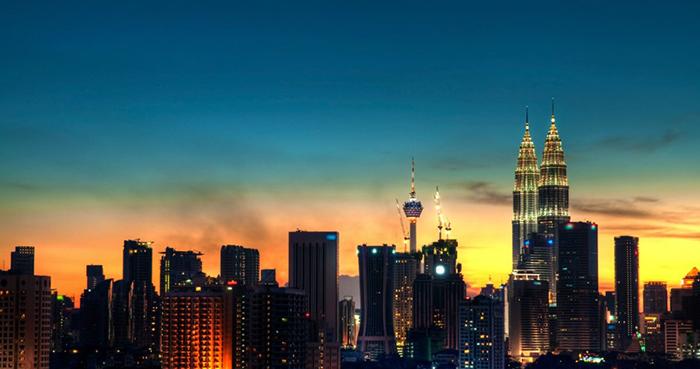 Панорама Куала-Лумпура