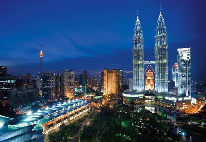 20 крупнейших городов мира с