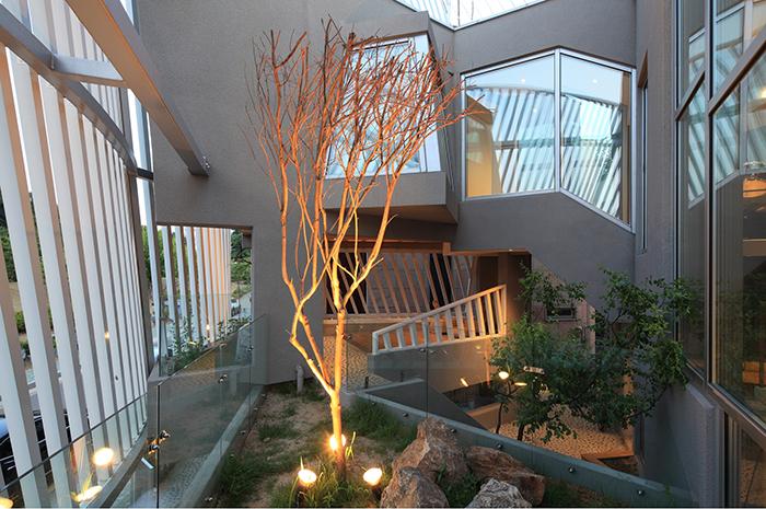 Жилой дом Kyeong Dok Jai в Кёнгидо: интерьер помещения