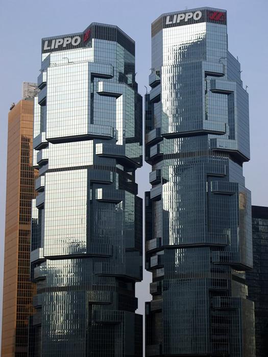 Небоскреб Lippo Plaza в Гонконге