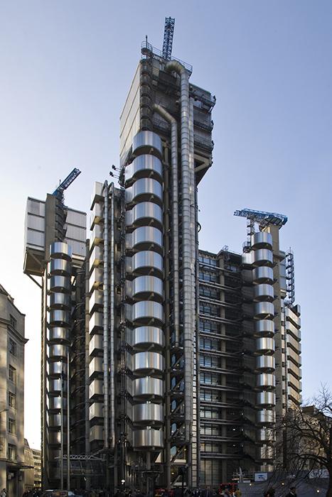 Здание Lloyd's в Лондоне