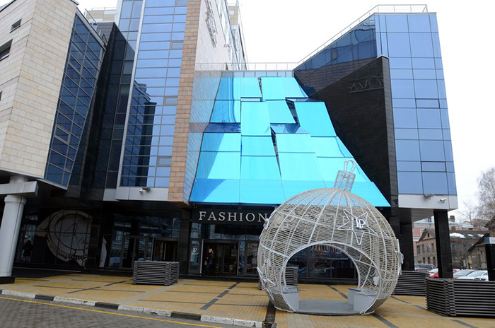 Бизнес-центр и галерея мод«Лобачевский Plaza»