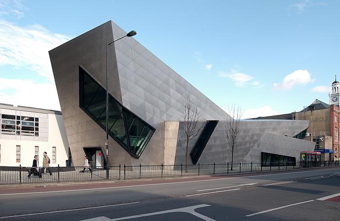 Центр аспирантуры столичного университета в Лондоне, Великобритания