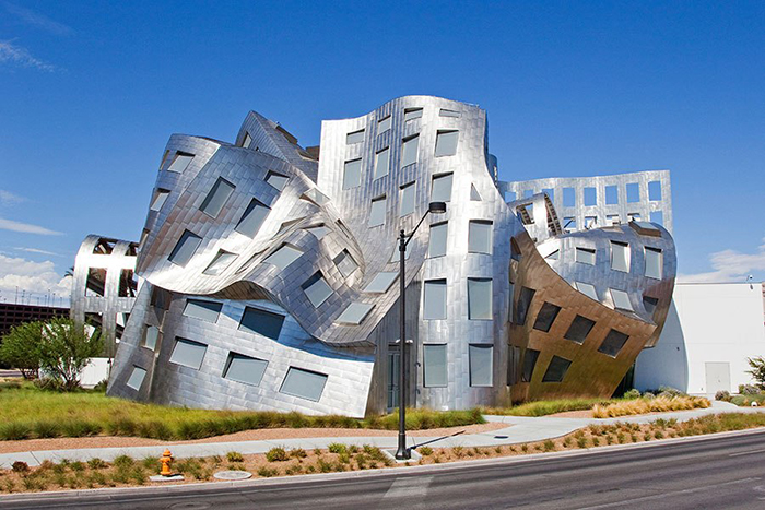 Центр Лу Руво в Лас Вегасе