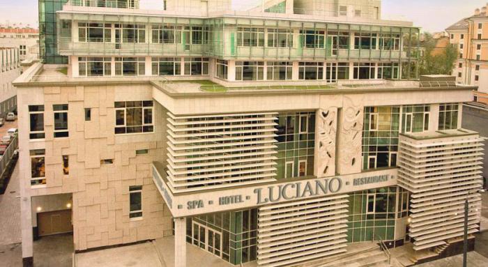 Гостиничный комплекс и спа-салон Luciano