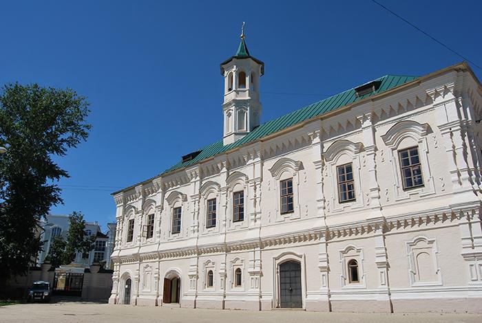 Мечеть аль-Марджани в Старо-Татарской слободе