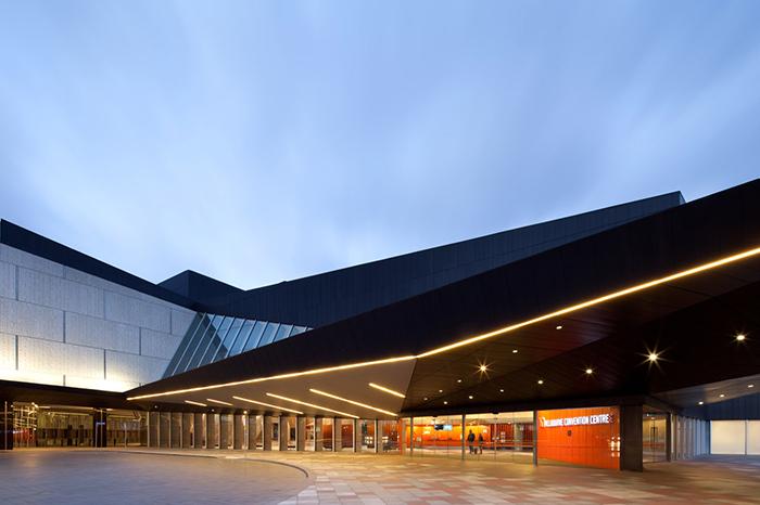 Конференц-центр в Мельбурне, Австралия