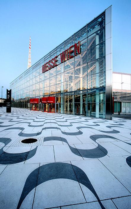 Выставочный центр Messe Wien в Вене