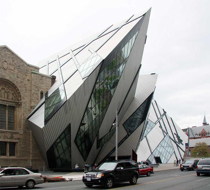 Королевский музей провинции Онтарио в Торонто, Канада