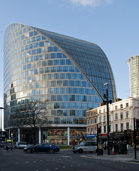 Небоскреб «Мур-Хаус» в Лондоне