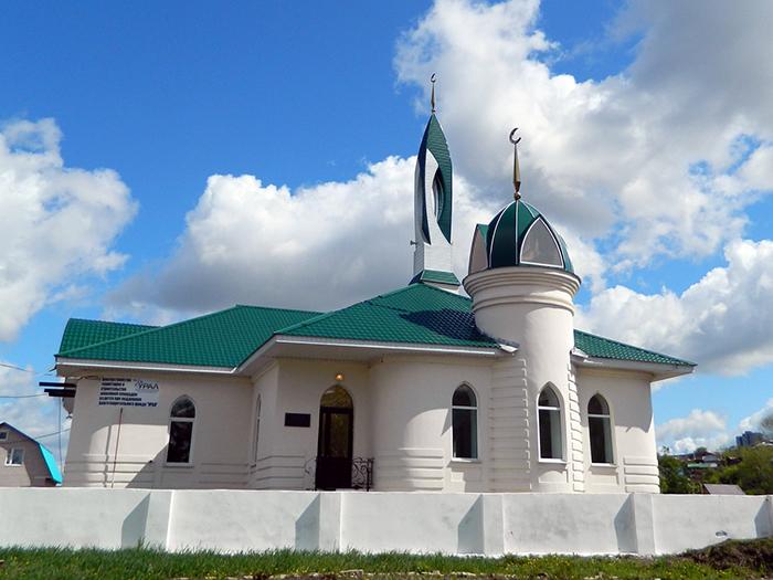 Мечеть Мунира