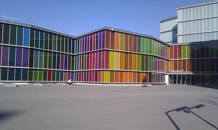 Музей современного искусства Кастильи в Леоне