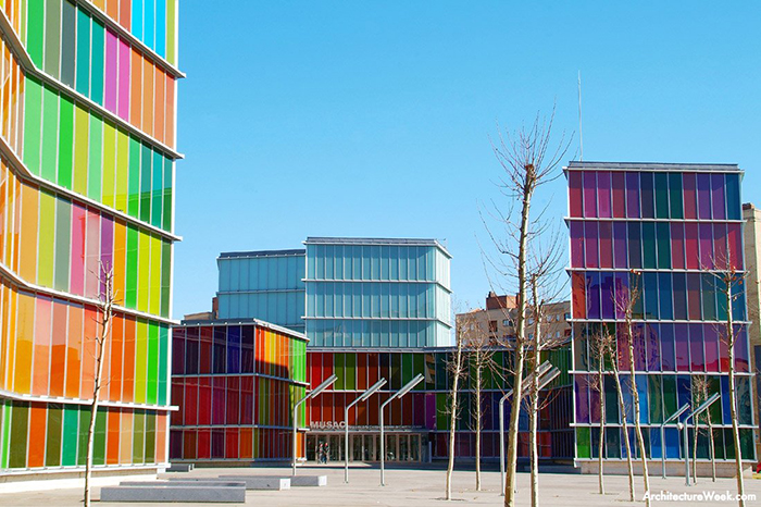 Музей современного искусства Кастильи