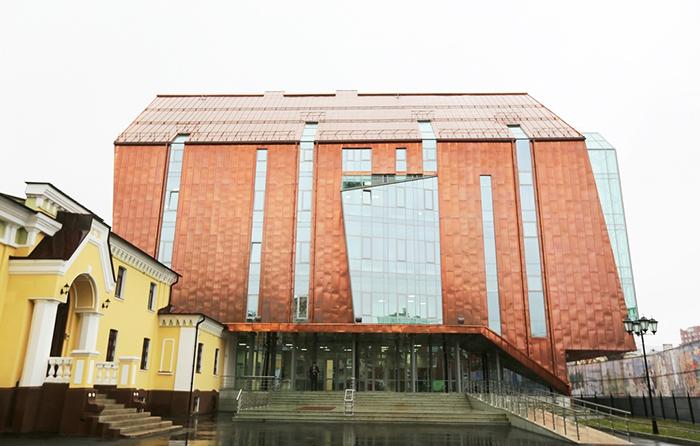 Башкирский Государственный Художественный Музей имени М.В.Нестерова: после реконструкции