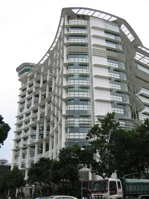 Национальная библиотека Сингапура