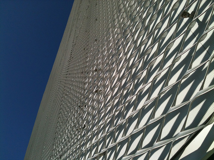 Новый музей современного искусства от японского бюро SANAA