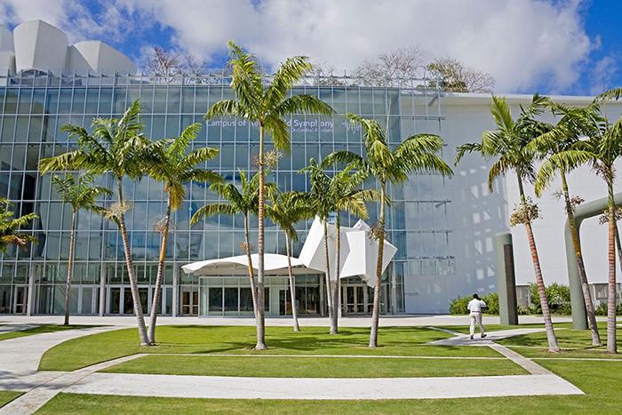Новый международный центр в Майами