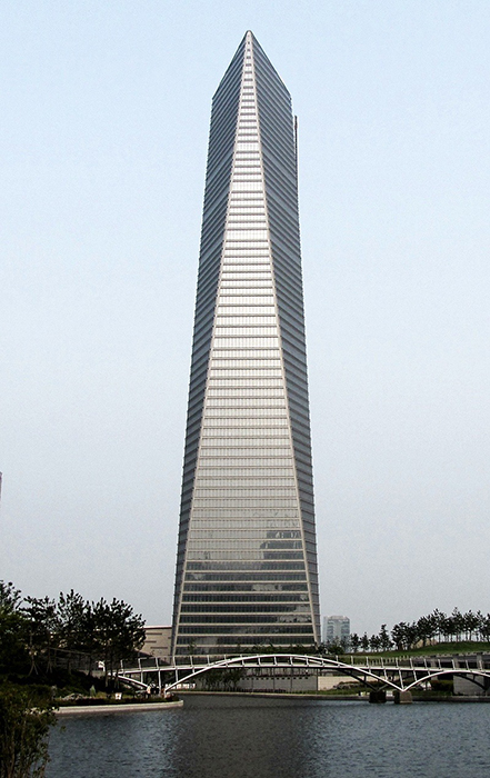 Небоскрёб Northeast Asia Trade Tower в Инчхоне