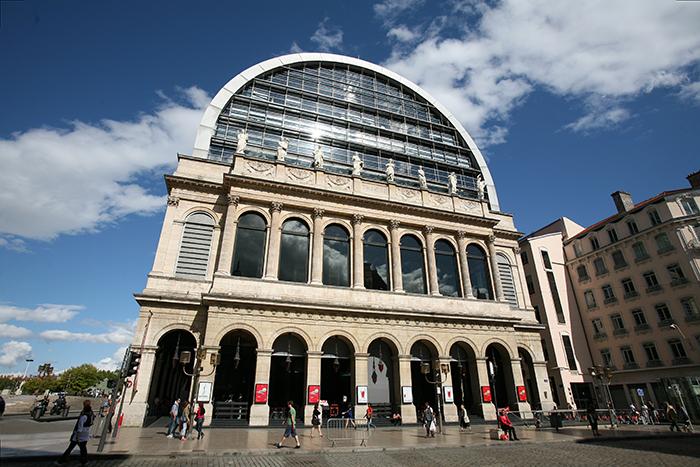 Оперный театр Нувеля в Лионе