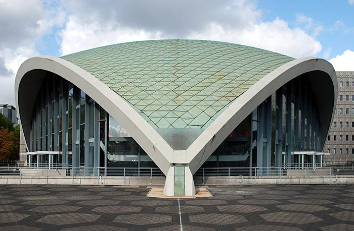 A Opera House, em Dortmund, Alemanha