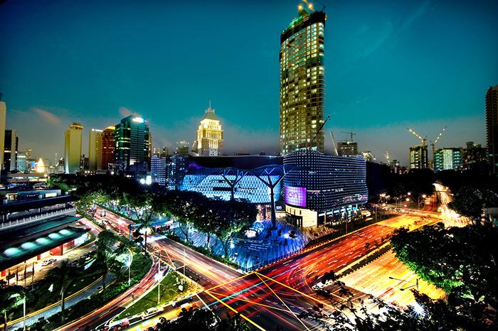 Орчард-Роуд в Сингапуре
