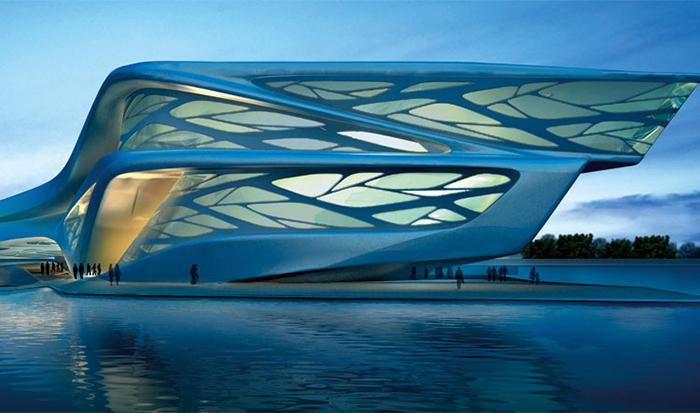 Центр искусств в Абу-Даби
