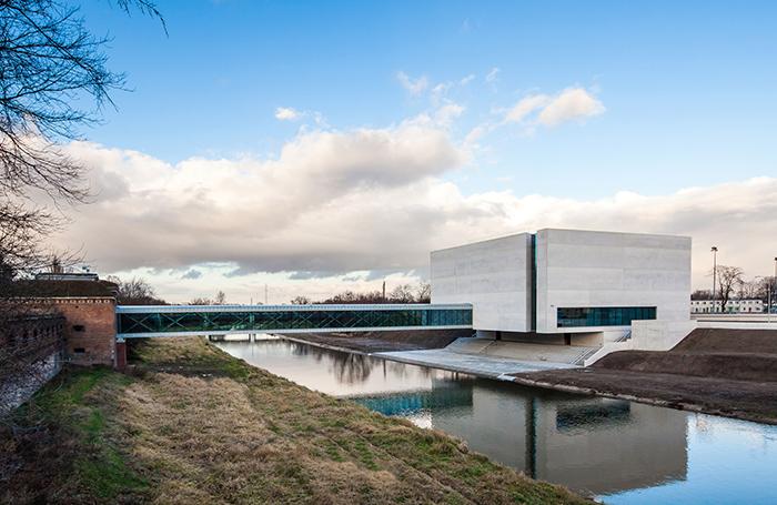 Культурный центр ICHOT в Познани