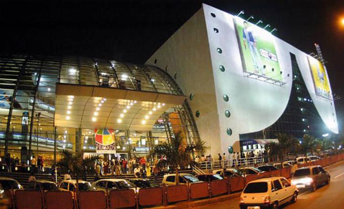 Кинотеатр Prasads в Хидерабаде