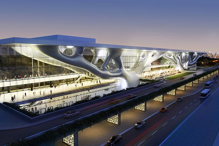 Национальный конференц-центр в Дохе, Катар
