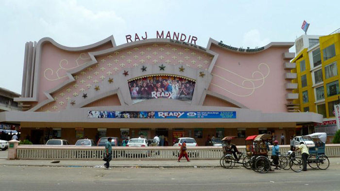 Кинотеатр Raj Mandir в Джейпуре
