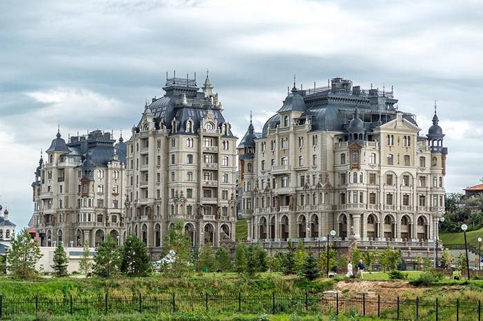 Жилой комплекс «Ренессанс»