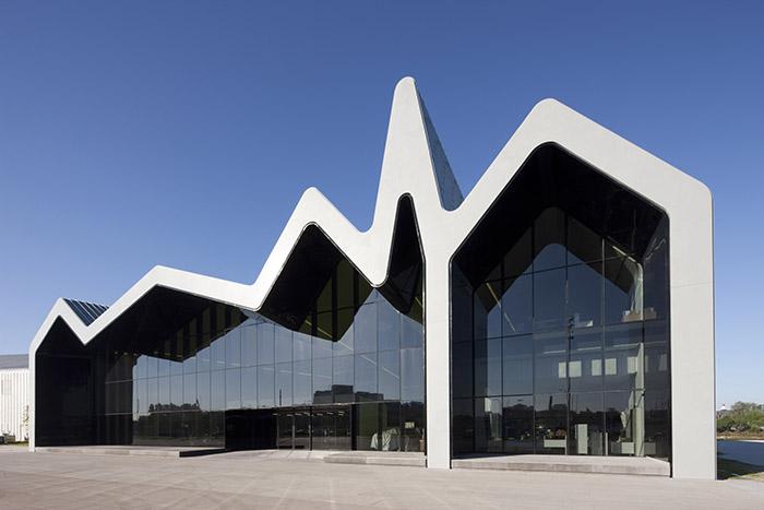 Музей Риверсайд в Глазго