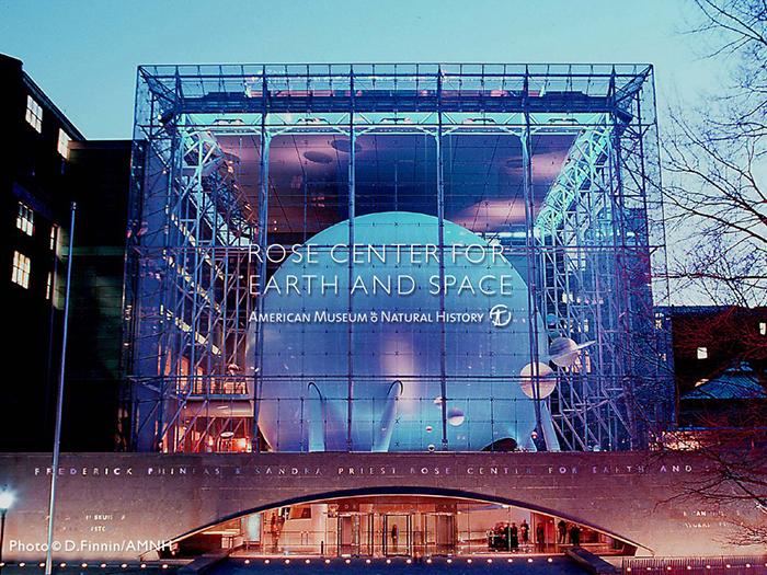 Центр вивчення Землі і Космосу Rose Center