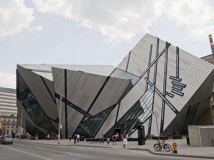 Королевский музей провинции Онтарио в Торонто