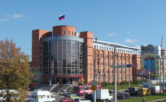 Управление Пенсионного фонда в Рязани